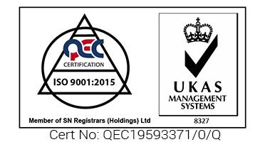 ISO UKAS Logo